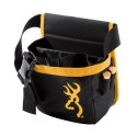 Browning 121021992 Pouch Short Pure Bm Black/Gold