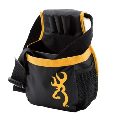 Browning 121021993 Pouch Long Pure Bm Black/Gold