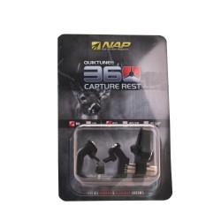 New Archery Products 60-350 Quiktune 360 Capture Rest-Black R/H