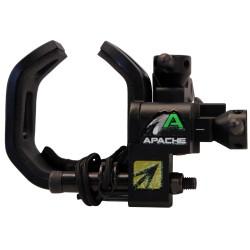 New Archery Products 60-893 Apache Drop-Away Rest-Black R/H
