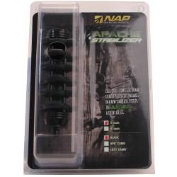 """New Archery Products 60-775 Apache 5"""" Stabilizer-Black"""