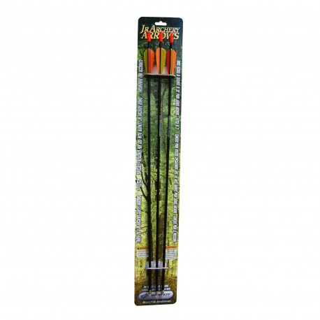 Barnett 19007 Junior Archery Arrows - 3 pack
