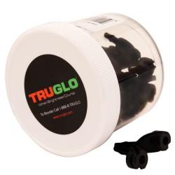Truglo TG78YN Centra Xtrm Peep 3/16 N/T 50Pk