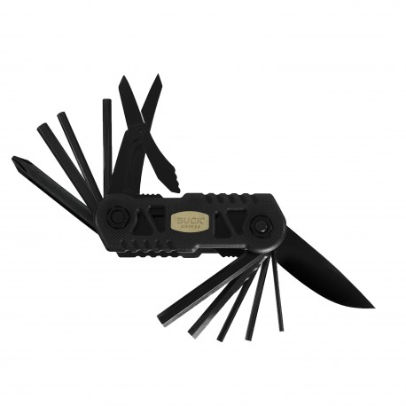 Buck Knives VPAK737BKSC 10770 Bow Tool w/ Broadhead Wrench-Clam