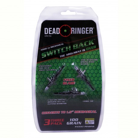 Dead Ringer DR5194 Cyborg Broadheads