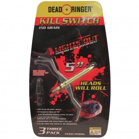 Dead Ringer DR5200 Kill Switch Broadheads