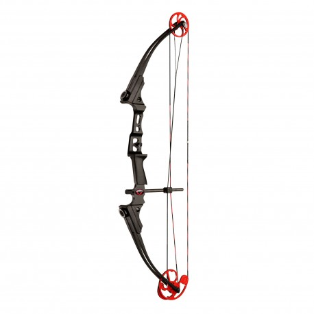 Genesis 11417 Gen Mini RH Black w/ Red Cam Bow Only