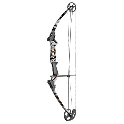 Genesis 12277 Gen Pro LH White Camo Bow Only