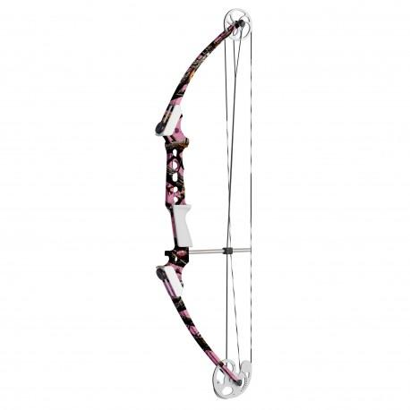 Genesis 12276 Gen Pro RH Pink Camo Bow Only