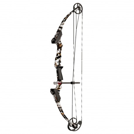 Genesis 12271 Gen Mini LH White Camo Bow Only