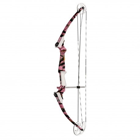 Genesis 12259 Gen Bow LH Pink Camo Bow Only