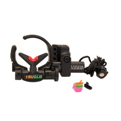 Truglo TG640B Updraft Limb-Driven Rest Blk