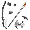 Crosman ABY215 Sentinel Youth Long Bow Set