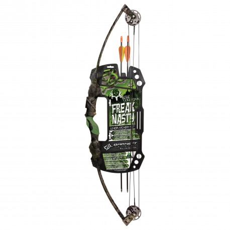Barnett 1124 Freak Nasty Compound - Camo - 25lb