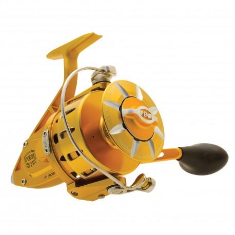 Penn 1187639 TRQS5G TORQUE TS5 GOLD SPINNING REEL