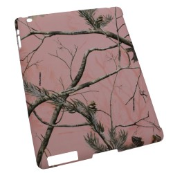 AES Outdoors RT-IPADP RealTree Pink Camo iPad Case