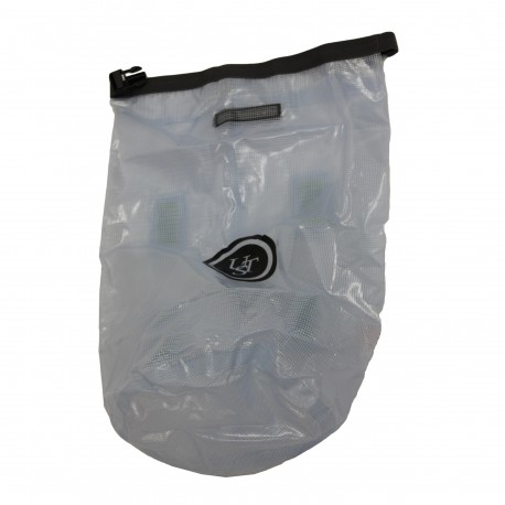 Ultimate Survival Technologies 20-02161-10 Watertight PVC Dry Bag - 20L Clear