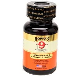 Hoppes 904G Hoppe's 9 Synthetic Blnd 5oz GunBore Clnr