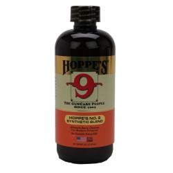 Hoppes 916G Hoppe's 9 Synthtic Blnd 16oz GunBore Clnr